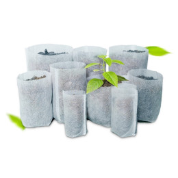 100pcs/lot Non-Woven Seed Nursery Bags