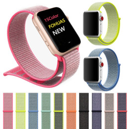 Sports Nylon Strap for Apple Watch