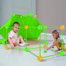 Children's diy bead tent