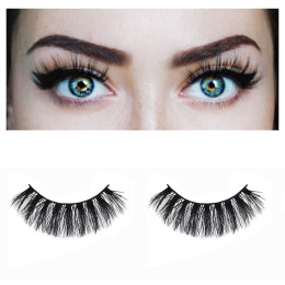 5Pair Mink Natural Fake Eyelashes