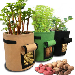 Durable Thickened Home Farm Planter Growing Container