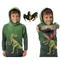Kids Dinosaurus hoodie
