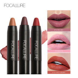 FOCALLURE 19 Colors Matte Lipsticks