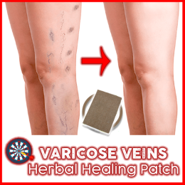 Varicose Veins Herbal Healing Patch -6pcs /pack