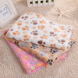 Paw Print Pet Fleece