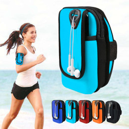 Sports Running Phone Arm Band Pouch