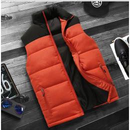 Sleeveless Vest Winter Men's Warm Vest