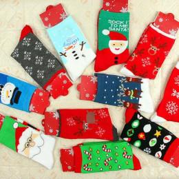 Women's Winter Christmas Warm Soft Cotton Sock