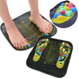 Foot Reflexology Walk Stone Cushion Massager