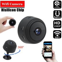 A9 1080P Wifi Mini Camera Home Security P2P Camera