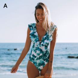 Sexy One Piece Swimsuit Push Up Swimwear