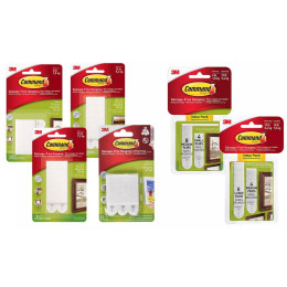 3M Command Adhesive Picture Strips