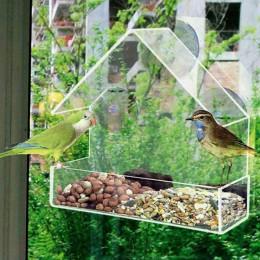 Acrylic bird food bowl