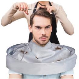 Adult haircut, hair dye and shaving cloth