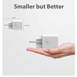 Alexa voice control time switch smart socket