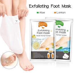 Aliver Exfoliating foot peel mask dead skin remover