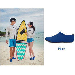 Outdoor anti cut and non slip diving shoes