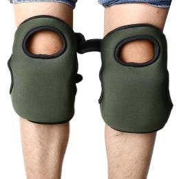 Anti-abrasion knee pads