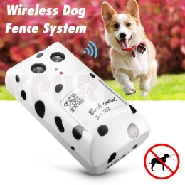 Dog Anti Barking Device Wireless fence system