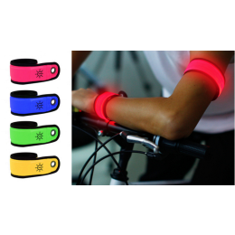 LED Luminous Arm belt Wrist Straps