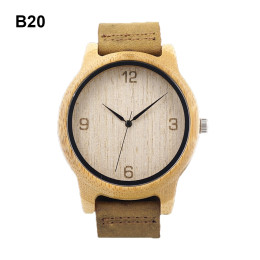 BOBO Bird wooden watch B20