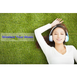 Tourya B7 Wireless Headphones Bluetooth Foldable Headset