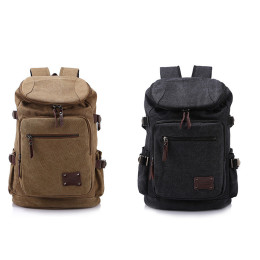 Claissic Canvas backpack