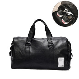 Waterproof PU Leather Duffel Bags