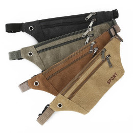 Multi functional tactical fanny waist bag