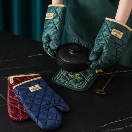 1 pair of baking anti-scalding gloves