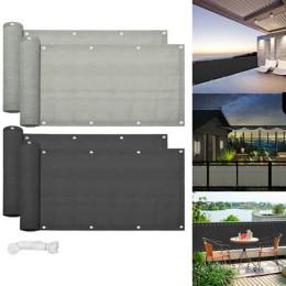 Balcony sunscreen net