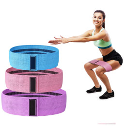Hip Trainer Yoga stretch band Training Pull Rope