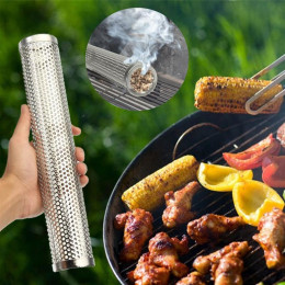 Barbecue stainless steel smoke pipe