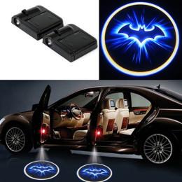 2pcs Batman Car Door Lights