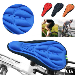 Bicycle gel cushion cover