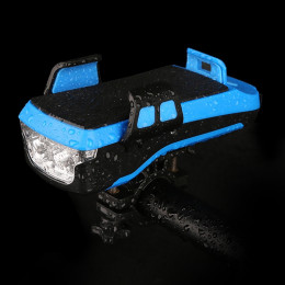 4 in 1 bicycle riding light