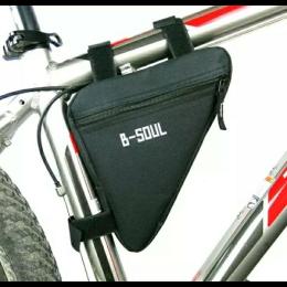 Bike Bicycle Cycling Bag Front Tube Frame Phone Waterproof Bicycle Bags