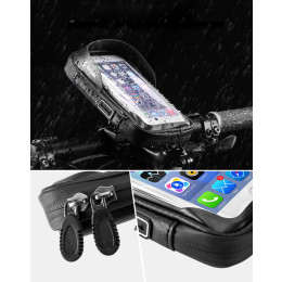 Manufacturers Direct Selling Bicycle Mobile Phone Stand Bag