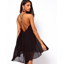 Trendy sommer kjole
