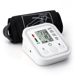 Electronic  LCD Display  Blood Pressure Monitor