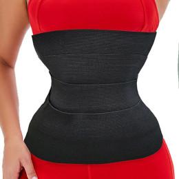 Women's body shaping belt