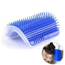 Cat Corner Arch Massager Self Grooming Scratcher Cats Toys