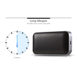 BT207 Portable Pocket Wireless Bluetooth Speaker