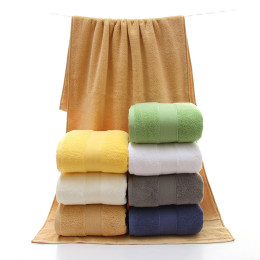 Thicken Cotton bath towel