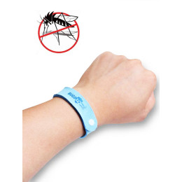 Natural Plant oil BUGSLOCK Mosquito Repellent Bracelets