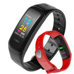 C18 Color screen Heart Rate  Smart Wristbands  Heart Rate