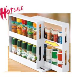 Cabinet folding storage rack