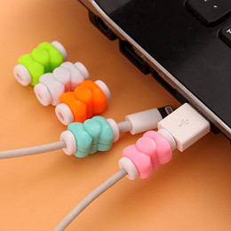 5 pcs charging cable protector