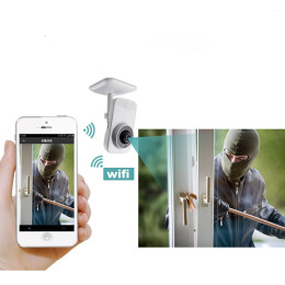 HD Mini Wifi IP Camera