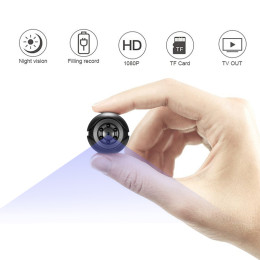 SQ6 Mini Camera 1080P Sensor Portable Security Camcorder